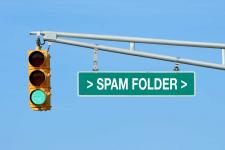 Gee, no mail!